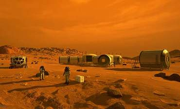 NASA seeks CO2 conversion solutions for future Mars outpost featured image
