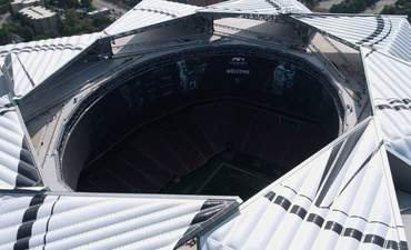 Gold or silver? Why the Mercedes Benz Stadium went (LEED) Platinum featured image