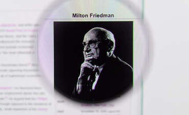 The ghost of Milton Friedman endorses a price on carbon featured image