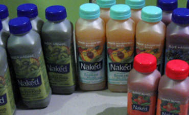 Naked Juice Pours All Drinks Into 100% Recycled Bottles featured image