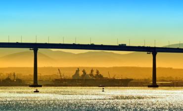 San Diego naval base