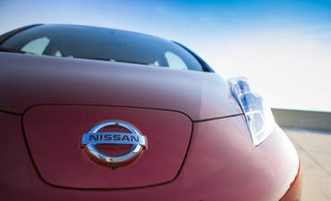 Nissan Motor Co. electric vehicles Leaf