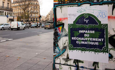 Paris climate talks COP21 action