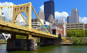 Pittsburgh landscape regional sustainability