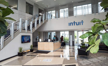 clean power, procurement, Intuit
