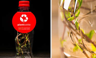 Coca-Cola PlantBottle