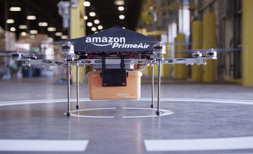 Amazon Prime Air, drone technology sustainability