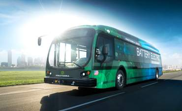 Proterra electric bus