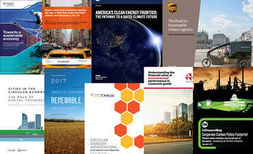 On carbon, cities, circular, coal and consumer goods featured image