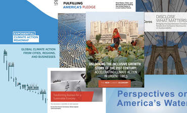 Report Report: Disclosure, climate action, water and inclusive growth featured image