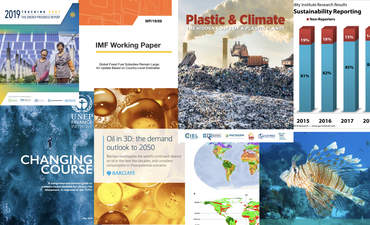 Report Report: Climate risk, biodiversity, natural capital and plastic featured image