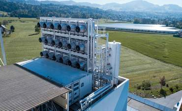 Swiss company touts carbon capture breakthrough featured image
