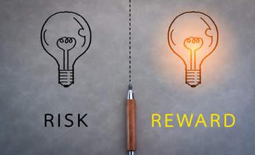 risk, reward, opportunity
