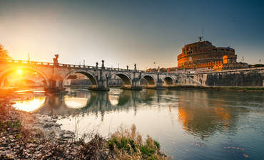 Rome urban water management resilience