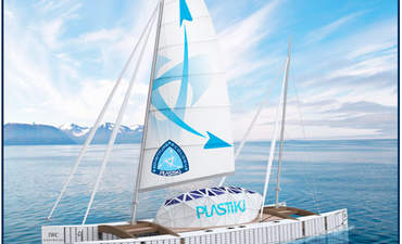 Greener by Design: Rethinking Waste with Plastiki, the Plastic Boat  featured image