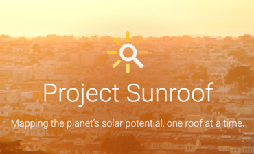 Google Project sunroof