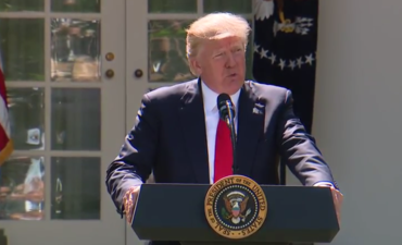 'We're getting out': Trump pulls U.S. from Paris climate deal featured image