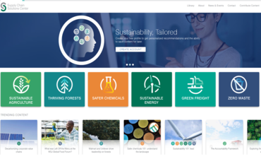 Useful supply chain sustainability resources, all in one place featured image