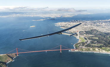 Clean tech and innovation: Solar Impulse's view from 10,000 feet featured image