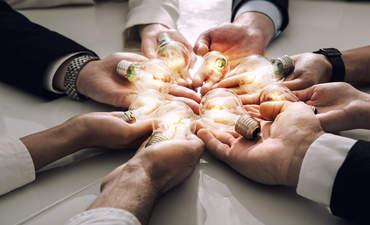 Ideas, sharing, collaboration