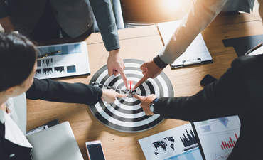 Businesspeople, target