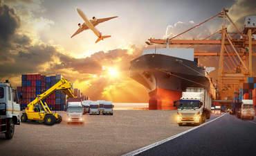 Freight, emissions, trucks, ships