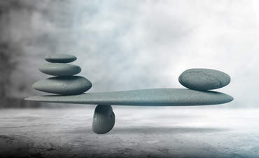 Tipping point, balance
