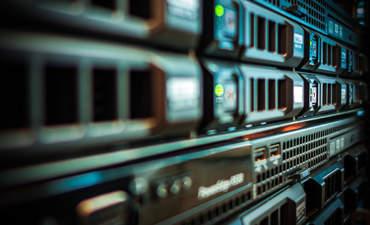 Computer servers, data processing farm, blockchain, bitcoin, data center