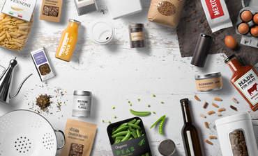 Packaging designs, options