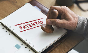 Patent, registration