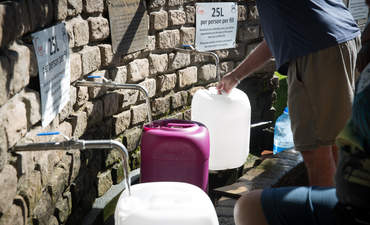 Cape Town, water scarcity