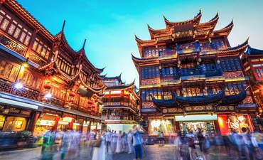 China, green buildings, Shanghai