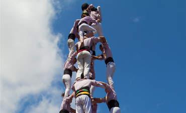 Catalan pyramid