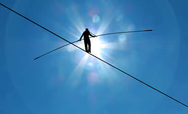 Walking the tightrope to carbon neutrality featured image