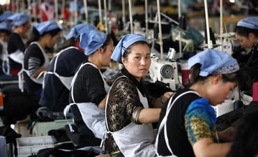 china, manufacturing, work