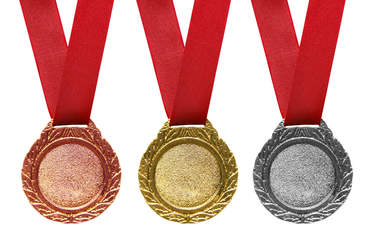 medals ranking supplier ratings