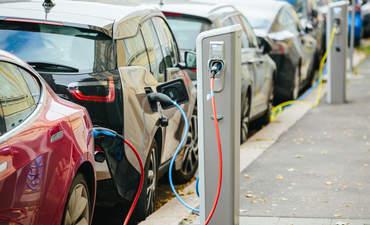 EV, electric vehicle