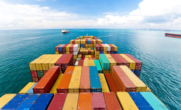 cargo ship shipping sustainability