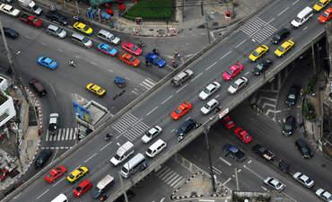 car urban design parking