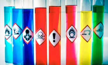 hazardous chemicals footprinting