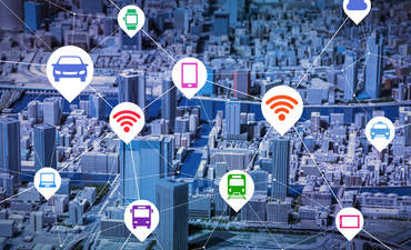 connected mobility transportation cities