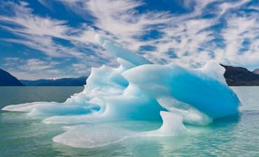 iceberg climate change science-based corporate sustainability goals