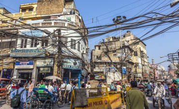 India electricity and data