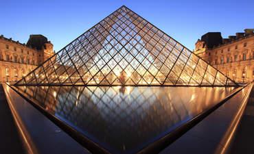 Louvre Paris climate change agreement