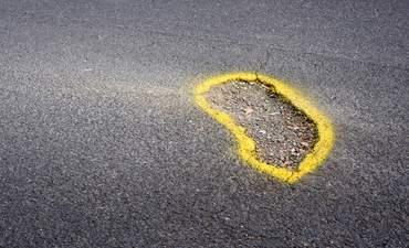 pothole infrastructure plan