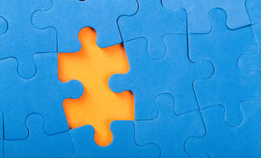 puzzle pieces sustainability integration business