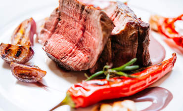 steak and growing global meat consumption