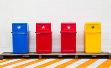 trash, waste management, utility business model disruption