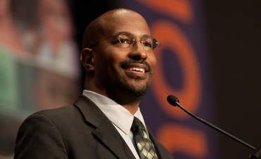 Van Jones sustainability and environmental justice