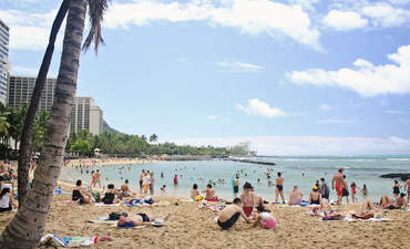 honolulu hawaii tourism